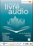 afiche livre audio