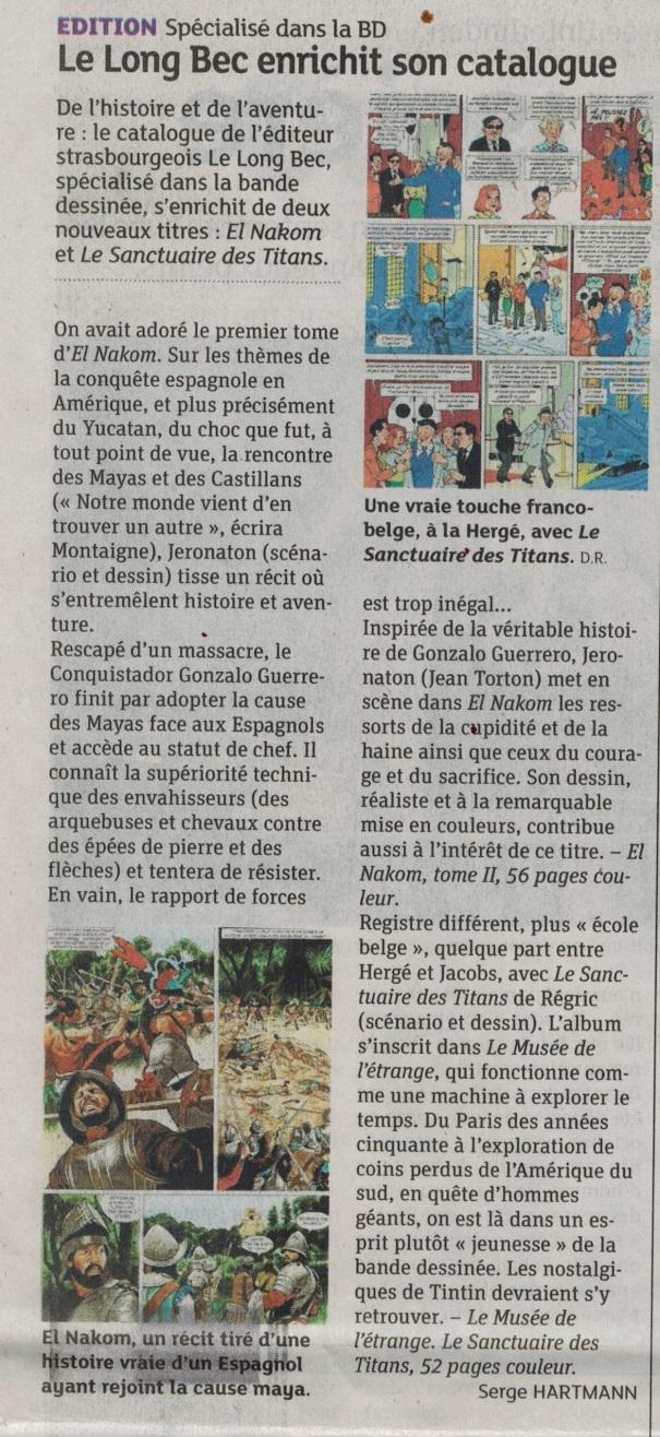 El Nakom T2 et Le Musée de l'Etrange DNA 211118 (1)